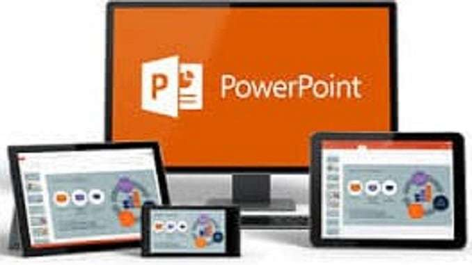 Powerpoint Sunum ilkeleri