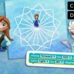 Code.org Anna ve Elsa Tanıtım – Cevap Anahtarı
