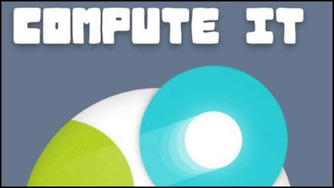 Compute It Etkinliği
