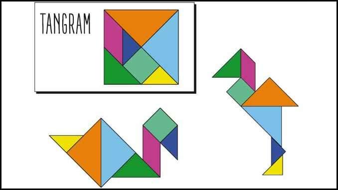 Tangram Örneği