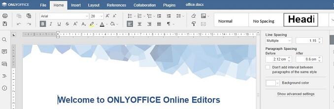 Only Office Word Etkinliği Ben Kimim
