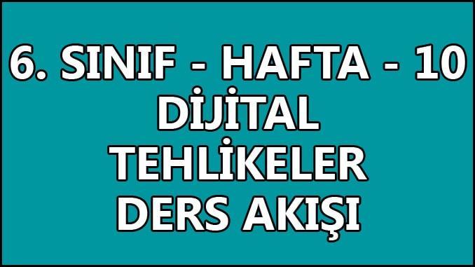 Dijital Tehlikeler