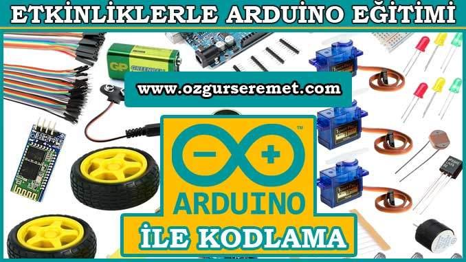 Arduino ile Kodlama Eğitimi