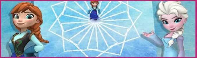 Code.org Anna ve Elsa