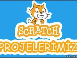 Scratch Projelerimiz