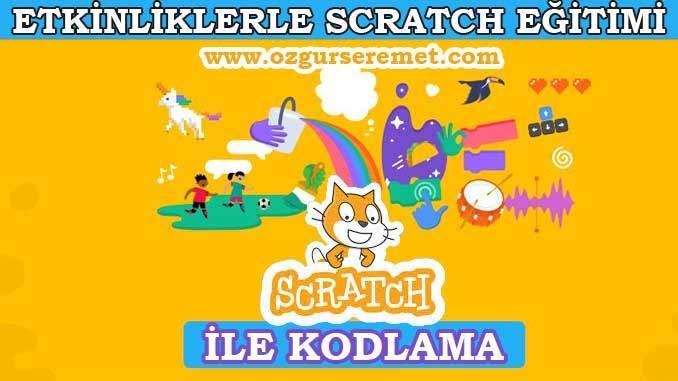 Scratch İle Kodlama Eğitimi