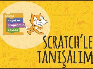 Scratch İle Tanışalım