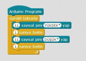 Arduino ile Buzzer Kodları