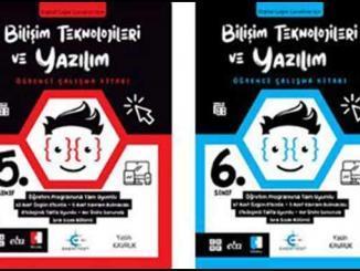 Bilişim Teknolojileri ve Yazılım Öğrenci Çalışma Kitabı