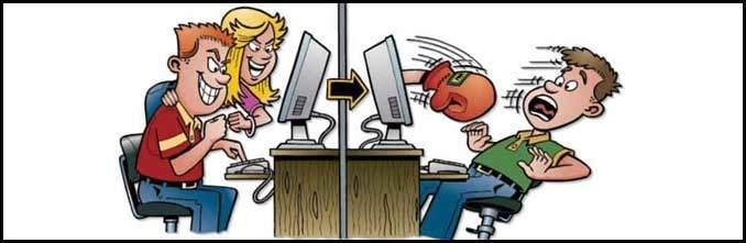 Çevrimiçiyken Dijital Zorbalıkla Baş Etmek