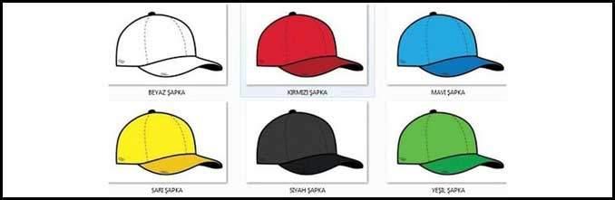 Şapkalar Konuşuyor Ev Ödevi
