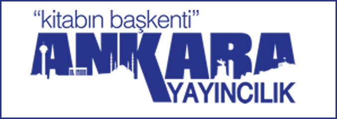 Ankara Yayıncılık Web Sitesi