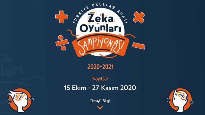 Zeka Oyunları Şampiyonası